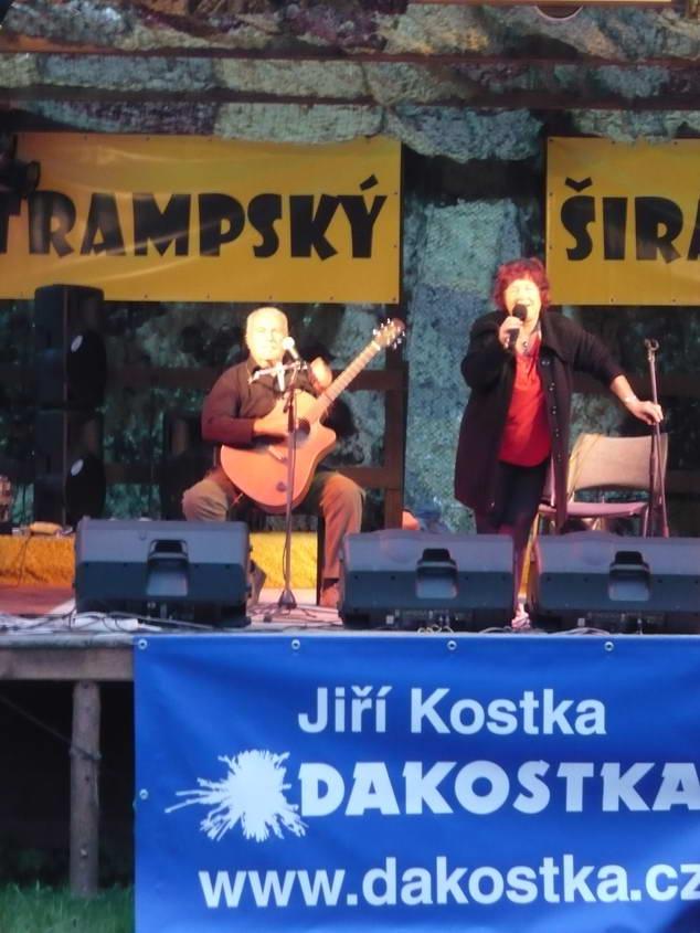Jitka Vrbová a Standa Chmelík 2