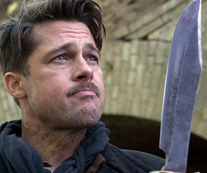 Aldo Raine (Brad Pitt)
