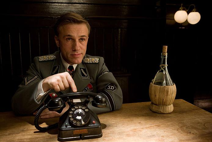 Hans Landa (Christoph Waltz)